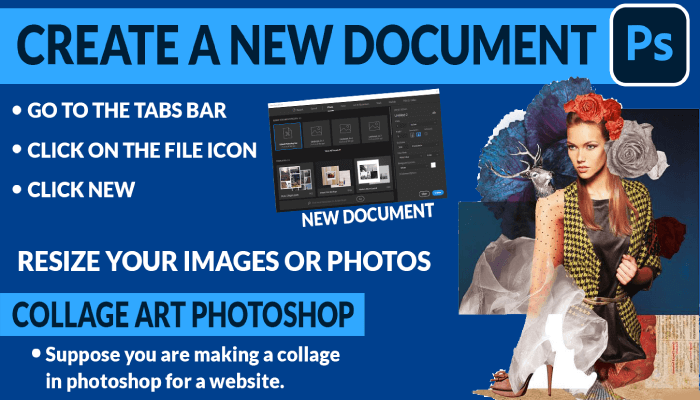 Create a New Document and