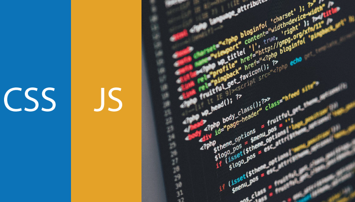 JS and CSS Files
