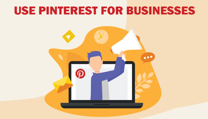 Use Pinterest for businesses