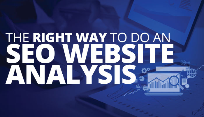 What is Website Analysis in SEO