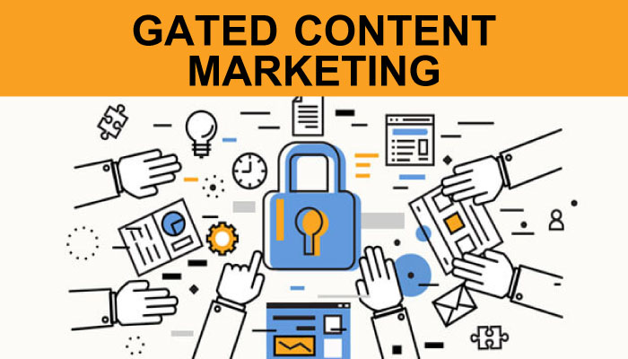 gated content marketing