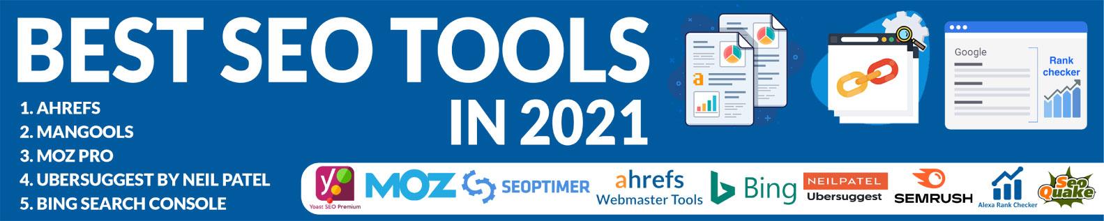 Bests SEO Tools in 2021