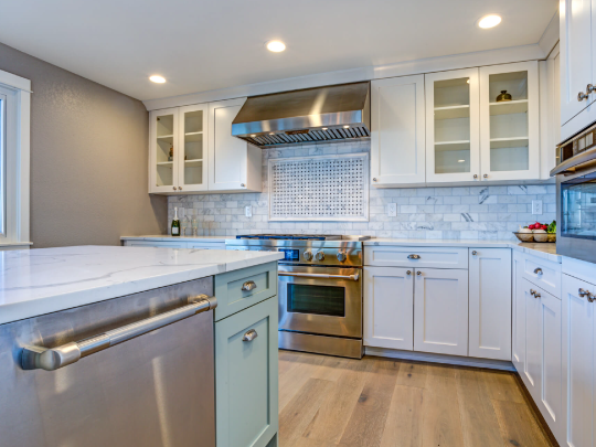 Best Kitchen Remodeling Campbell CA