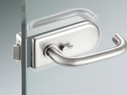 Sliding Glass Door Handle with Lock