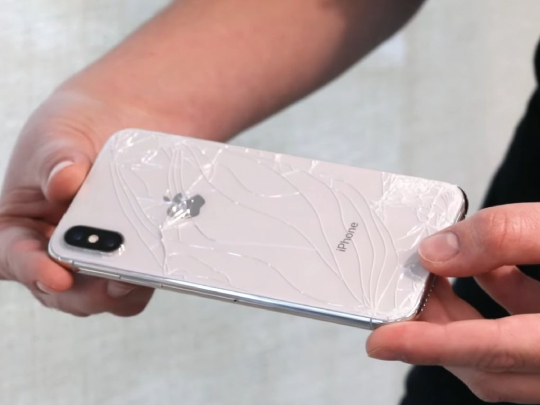 iPhone x Glass Replacement
