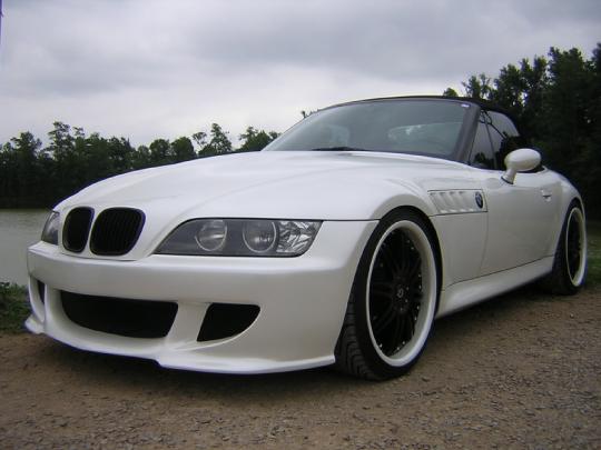 Matte White Car Wrap