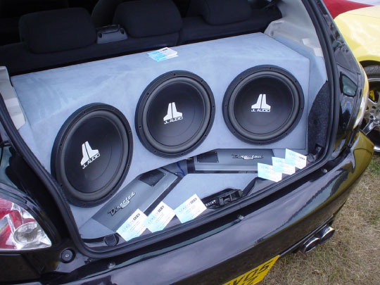 Car Speakers Service