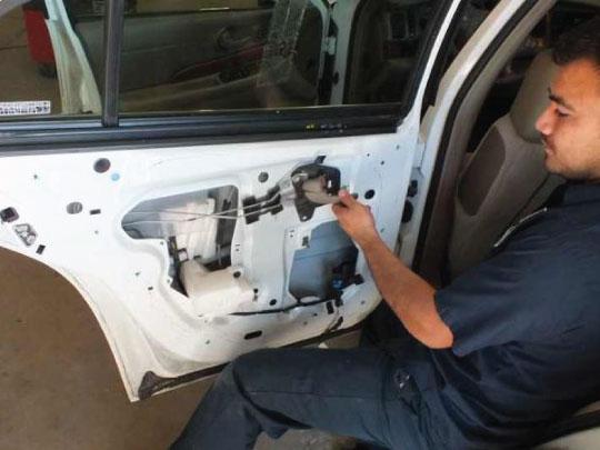Fix Car Window Motor