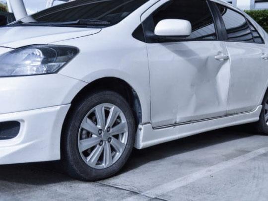 Car Side Door Repair