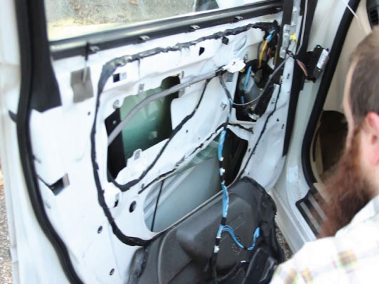 Car Window Motor