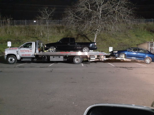 Flatbed Towing Company