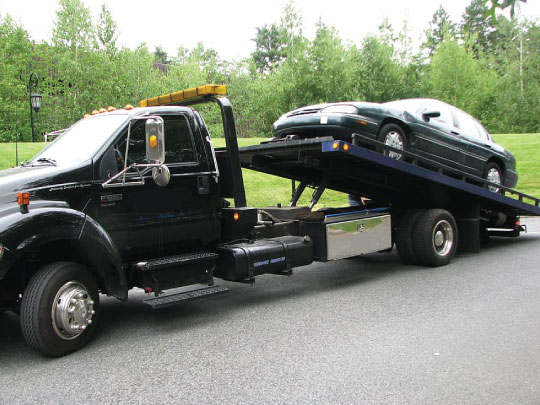 Flatbed Towing Rates