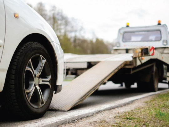 Cars that Can be Flat Towed