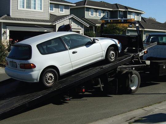 Tow Car in Beaverton OR