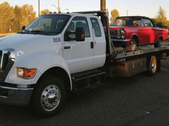 Tow the Car in Beaverton OR