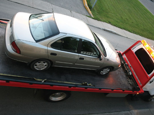Private Towing Service