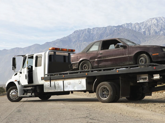 Quick Towing Service