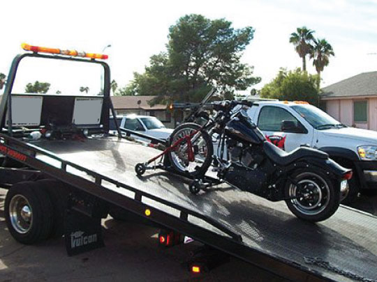 Motorcycle Towing Company