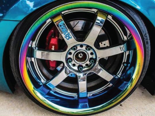 Alloy Wheel Paint in Elizabeth NJ