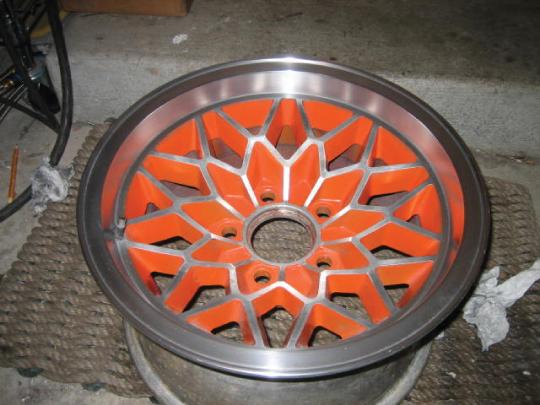 Paint Your Rims in East Orange