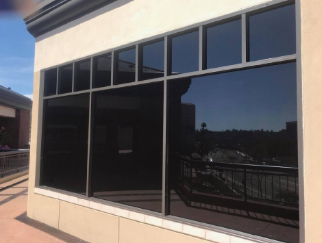 Frosted Films and Commercial Office Window Tinting
