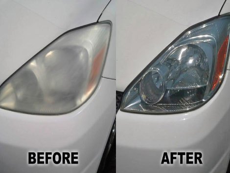 Headlight Restoration Cost
