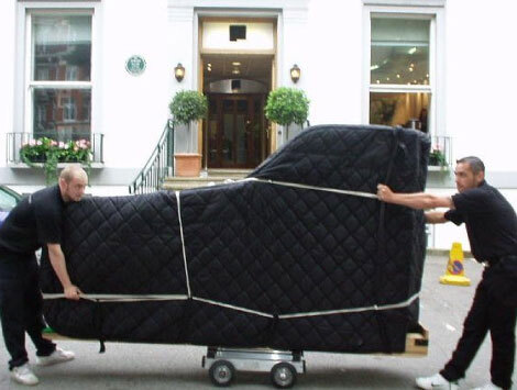 Professional Piano Movers
