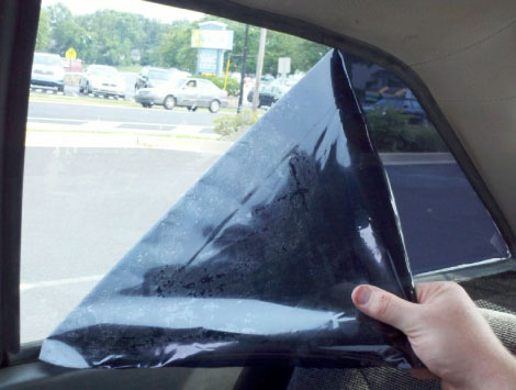 Tint Removal