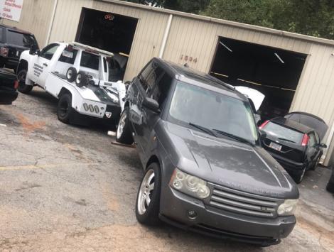Tow the Car in Atlanta GA