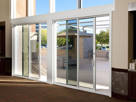 Commercial Aluminum Door Repair