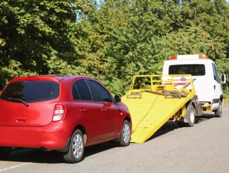 Car Towing in Portland