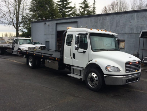 Emergency Towing Company in Portland