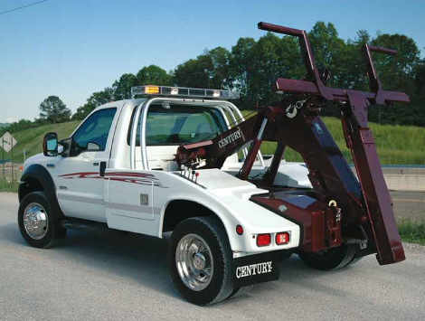 Commercial Towing Service in Gresham