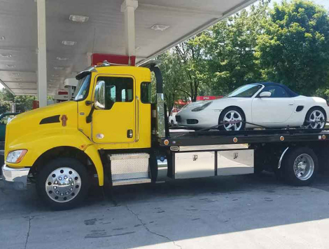 Your Go-To Private Towing Company in Gresham