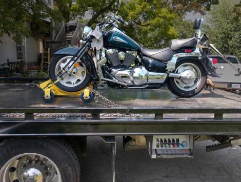 Best Motorcycle Towing Provider in Milwaukie