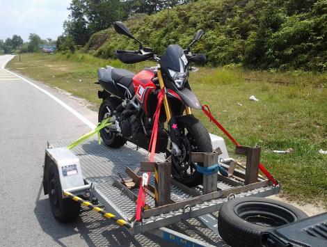 Motorbike Towing in Milwaukie