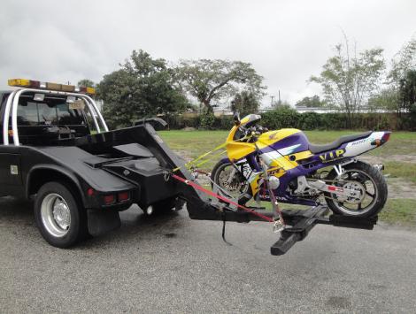 Motorcycle Wrecker in Milwaukie