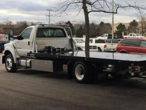 Flatbed Tow Truck in Atlanta GA