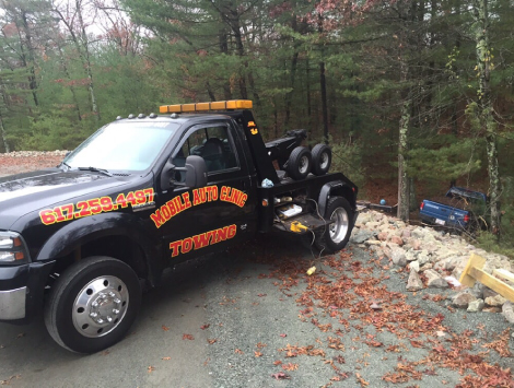 Emergency Towing Company