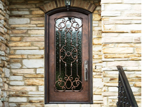 Single Iron Doors in Brooklyn NY