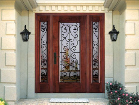 Wrought Iron Doors in Brooklyn NY