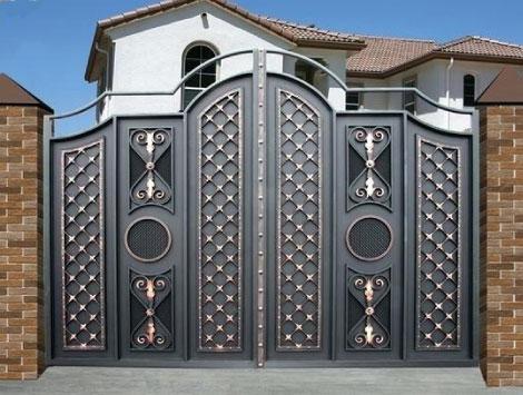 Iron Gates in Staten Island NY