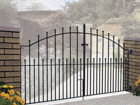 Metal Garden Gates in Staten Island NY