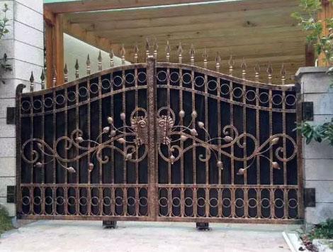 Steel Gate in Staten Island NY