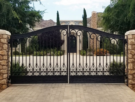Automatic Driveway Gates Cost in Staten Island NY
