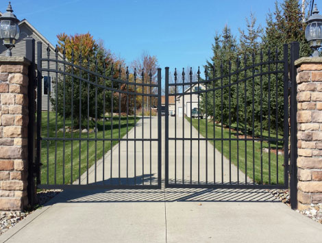 Driveway Gates for Sale in Staten Island NY