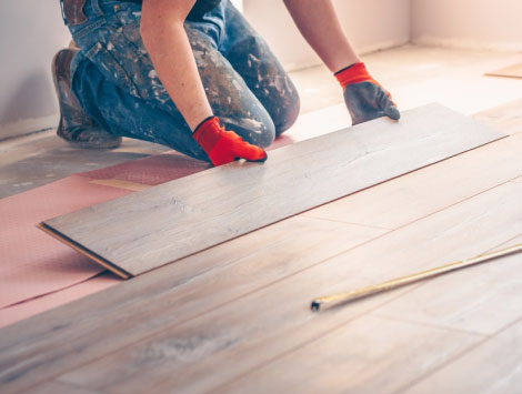 Flooring Service in Commerce CO
