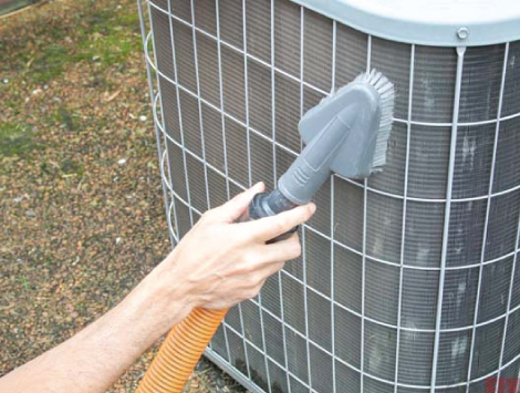 Home Air Conditioner Tune-up