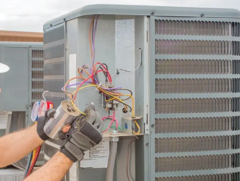 Heating and AC Installation