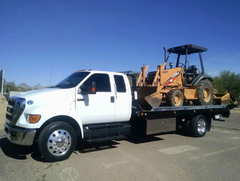 Commercial Towing in Austell GA